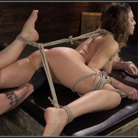 Blond MILF Cherie DeVille in Grueling Bondage Made to Endure Tormen | HD 720p | Release Year: 2019
