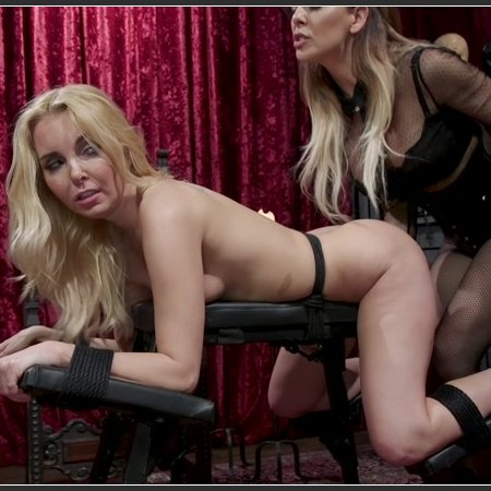 First Time Submission: Cherie DeVille Dominates Aaliyah Love!   HD 720p   Release Year: 2019