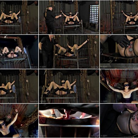 Sex slave Sling and Machine with Abigail Dupree   Full HD 1080p