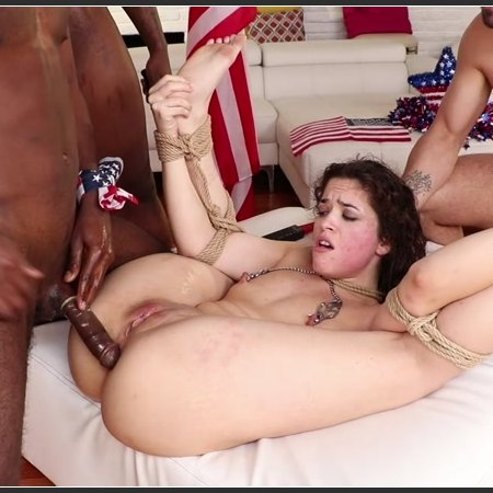 Out With A Bang: Victoria Voxxx's Firework Party Busted on 4th of July | HD 720p
