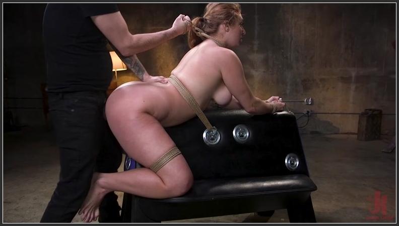 Small Tits Anal Bondage