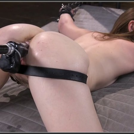 Petite Slut Danni Rivers Gets Machine fucked in Bondage | HD 720p