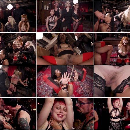 The Selfish Anal Slut and The Selfless Electro Servant | HD 720p