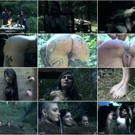 SALEM with Keira Croft, Luna Lovely, Lydia Black, London River | Full HD 1080p