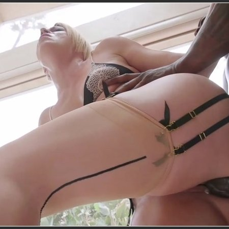 New Boyfriend Roped into Anally Punishing Mommy's Bad Girl | HD 720p