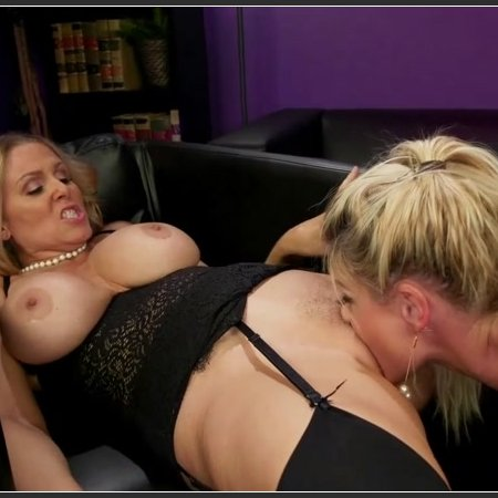 Hot Under Her Spell: Julia Ann dominates hypnotherapist India Summe | HD 720p