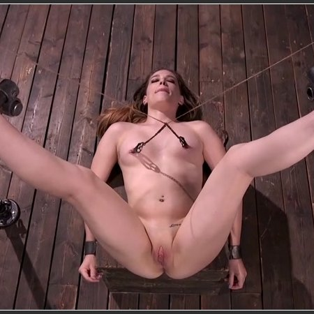 Suffering Through Predicament Bondage and Brutal Domination | HD 720p