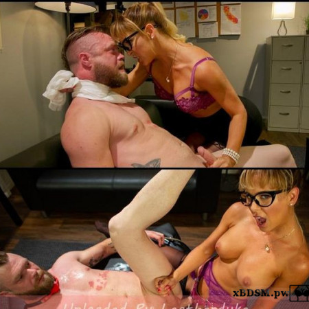 Executive Discipline: Cherie DeVille Humiliates Her Boss Mike Panic | HD 720p | Release Year: Aug 14, 2018