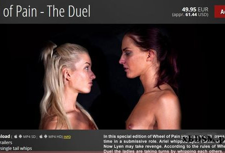 Wheel of Pain – The Duel