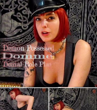 Demon Possessed Domme Denial Role Play with Abigail Dupree | Full HD 1080p | Release Year: June 09, 2019