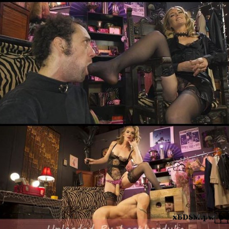 Mona Wales Trains Her New Beta Bitch Boytoy | HD 720p | Release Year: December 19, 2017