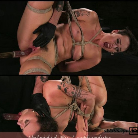 Pain Slut Lilith Luxe Cums Relentlessly from Torment and Rope Bondage | HD 720p | Release Year: December 21, 2017