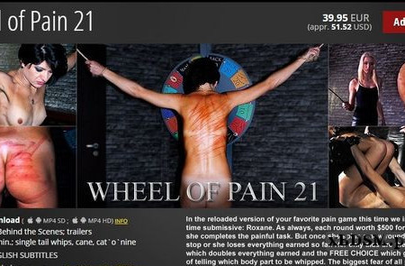 Wheel of Pain 21 | HD 720P | Release Year: December 1, 2017
