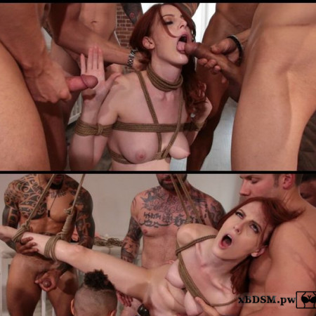 Alex Harper Bound and Gangbanged by 5 Horny Homebuyers | HD 720P | Release Year: November 29, 2017