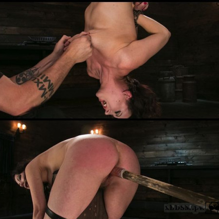 Female Slave Cherry Torn Tormented in Metal Bondage and Coerced Orgasm | HD 720P | Release Year: November 16, 2017
