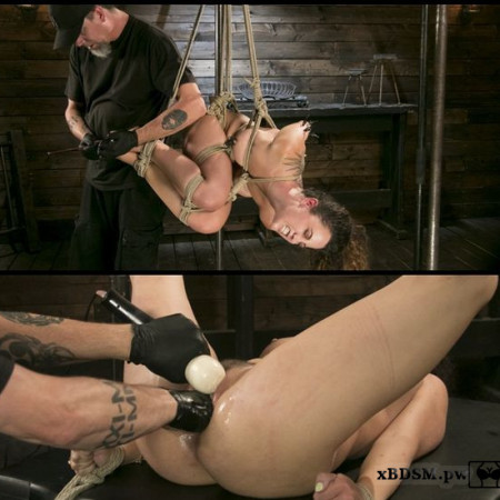 Masochistic Pain Slut is Sadistically Dominated in Extreme Bondage | HD 720P | Release Year: August 31, 2017