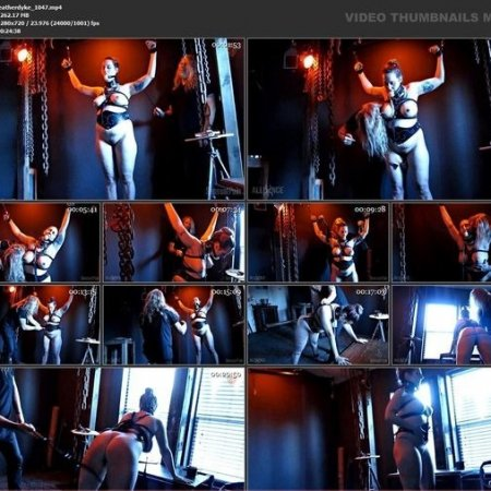 IMPACT PLAY TECHNIQUE BDSM WITH STARLIGHT   HD 720P