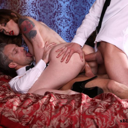 HarmonyFetish - Misha Cross, Lutro, Charlie Dean