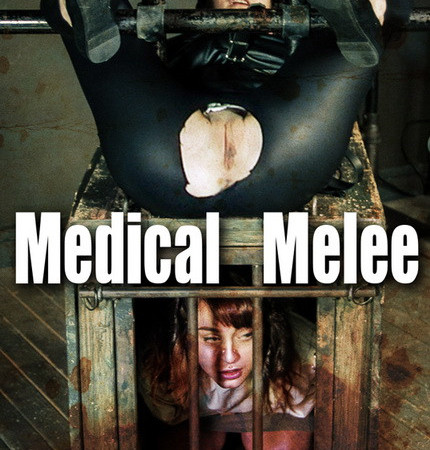 RealTimeBondage - Medical Melee Part 1 | Lydia Black