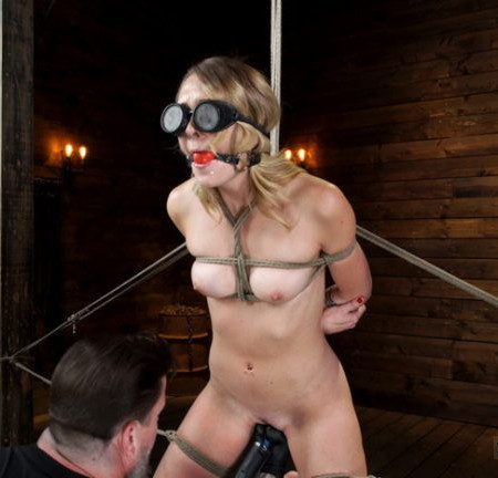Hogtied - December 5, 2019 - Charlotte Sins