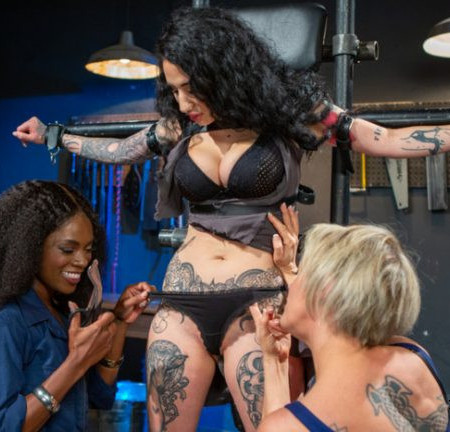 WhippedAss - Dee Williams, Ana Foxxx, Arabelle Raphael
