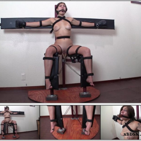 BondageLife - Cassandra Crimson - Cass In Chair - 10/7/2019