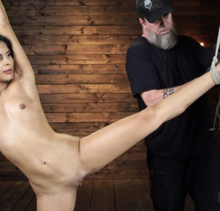 Hogtied - November 7, 2019 - Katya Rodriguez