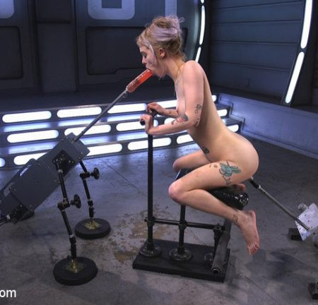 Fucking Machines - Mar 15, 2017 - Anna Tyler