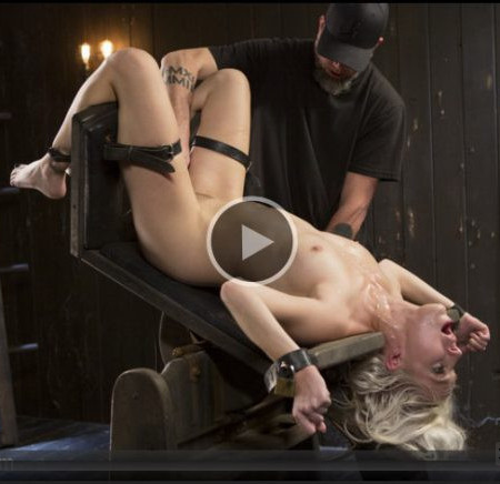 Device Bondage - Jan 12, 2017 - Cadence Lux , The Pope