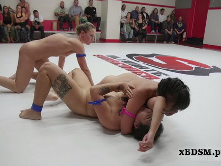 Ultimate Surrender - Oct 26, 2016 - Cheyenne Jewel, Adley Rose, Annie Cruz, Ariel X, Syd Blakovich