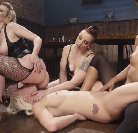 WhippedAss - Mistress Kara, Daisy Ducati, Dee Williams