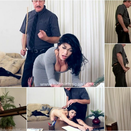 Kay Richards - Episode 343: Kay Gets Caned [FullHD 1080p]