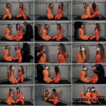 Ashley, Chrissy - Ashley & Chrissy: Trapped In Imprisonment [FullHD 1080p]