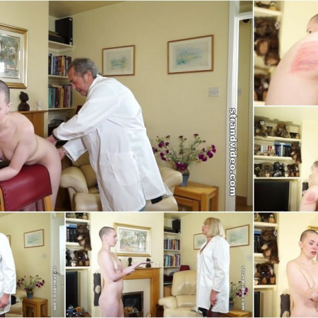 Eryn Rose, Sarah Stern - Cold Caning The Medical Experiment Part 2 [FullHD 1080p]