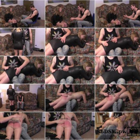 Kyle Johnson, Debbie - Real Discipline Series: Discipline & Aftercare Pt 1 [FullHD 1080p]