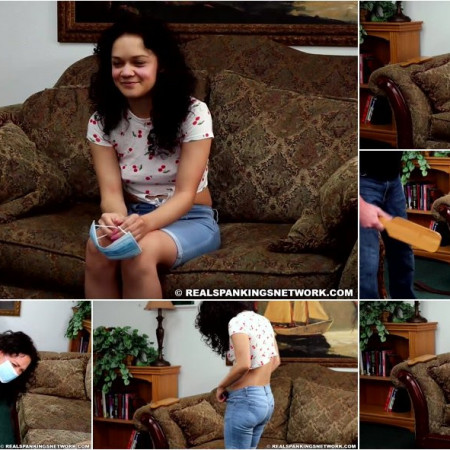 Kiki Cali - Exploring The Effectiveness Of Corporal Punishment (part 2) [FullHD 1080p]