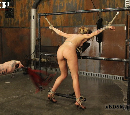 SocietySM - High Intensity BDSM - Alyssa Branch