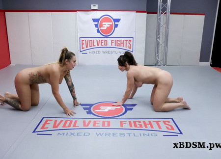 EvolvedFightsLesbianEdition - Tori Avano vs Brandi Mae