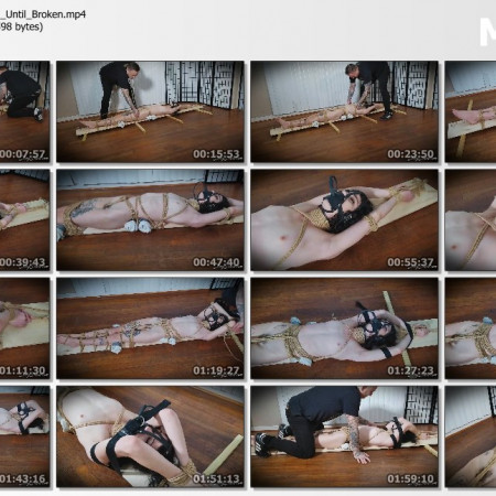 ShinyBound - Lydia Black.. Bound Until Broken