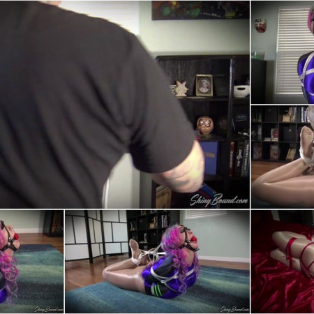 Shae - Super Strict Hogtie [FullHD 1080p]
