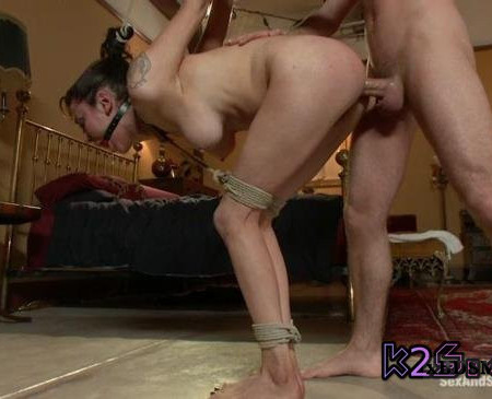 Princess Donna - Princess Donna: Rough Rope Bondage [SD 480p]