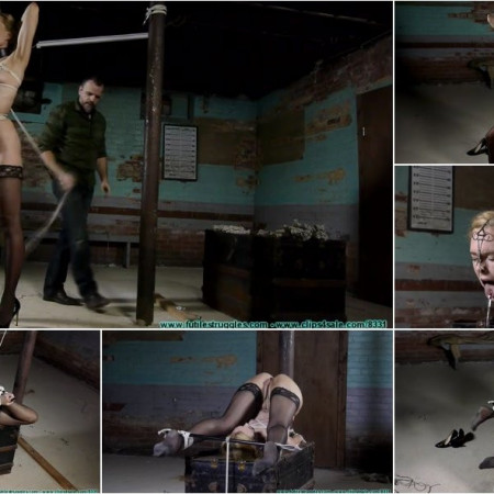 Ariel Anderssen - Slave Position Training For Ariel Anderssen [SD 480p]