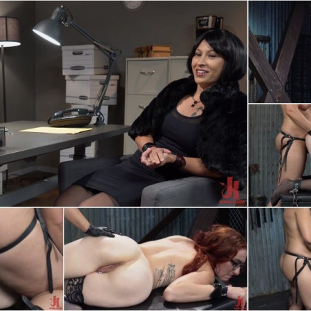 Fox Acecaria, Davey Faye - Deceit and Desire, Part 1 [HD 720p]