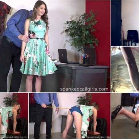 Chrissy Marie - Chrissy Marie Punished By Boss Day 2 [FullHD 1080p]