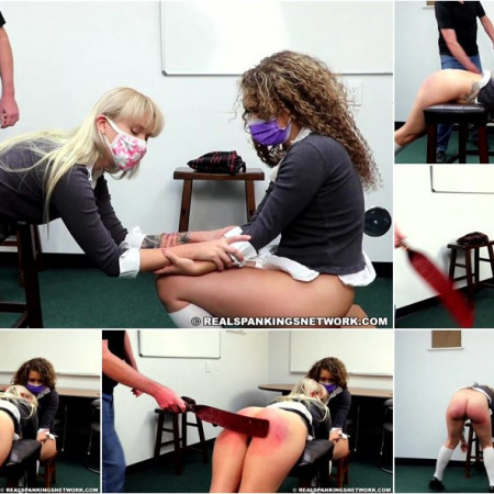 Cara, Kiki Cali - Kiki & Cara: Team Building With The Dean (part 4) [FullHD 1080p]