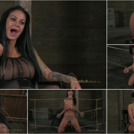 Angelina Valentine, Matt Williams - Super Hot MILF With Huge Tits, Suffers Amazing Rope Bondage, Get Face Fucked Made To Cum! [HD 720p]