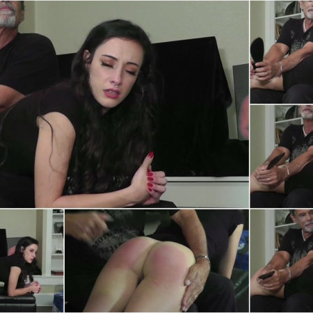 Hailey - Tearful Consequences 4 - Metal-banded Paddle [SD 540p]