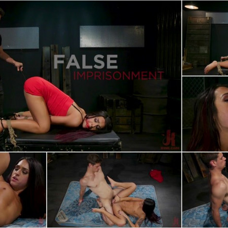 Khloe Kay, Michael DelRay - False Imprisonment: Khloe Kay Captive and Captivated by Michael DelRay [HD 720p]