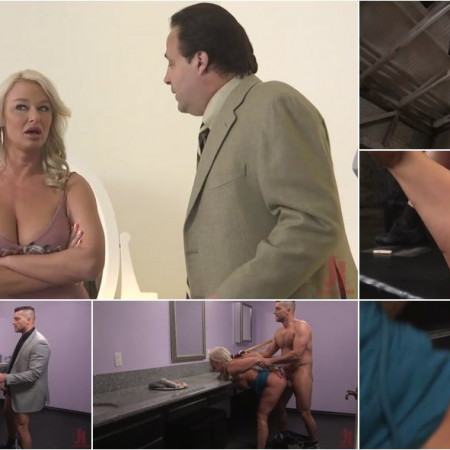 London River, Ramon Nomar - The Dinner Party: Cheating Wife London River Gets Anally Creampied [SD 540p]