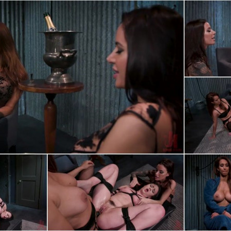 Gia DiMarco, Isis Love, Alex More - Isis Love Returns: Gia DiMarco and Alex More Welcome the Goddess Home [SD 540p]